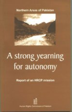 A strong yearning for autonomy - Report of an HRCP mission