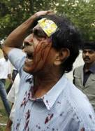 khi journalist beaten up