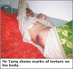 tortured lawyer hassan tariq